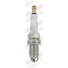 BERU Z121 Candela accensione OEM - 0031597503 MERCEDES-BENZ, SSANGYONG, STEYR, AMG, SMART, MAYBACH, NPS conveniente
