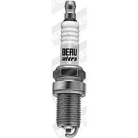 BERU Z227 Запалителна свещ OEM - 0041592603 MERCEDES-BENZ евтино