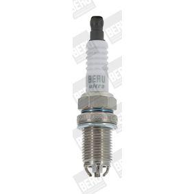 BERU Z190 Запалителна свещ OEM - 93175935 OPEL, VAUXHALL, GENERAL MOTORS евтино