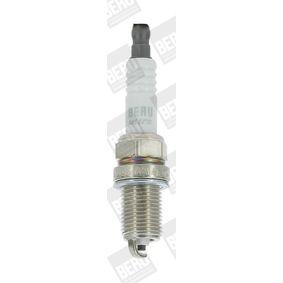BERU Glow plugs Z255