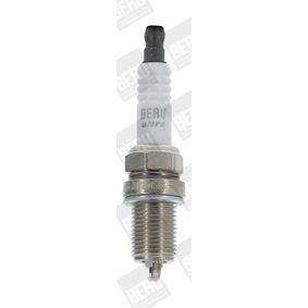 BERU Z72 Запалителна свещ OEM - 7700273462 RENAULT, DACIA, SANTANA, RENAULT TRUCKS евтино