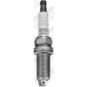 Sentra V (B15) BERU Pastillas de freno Z183