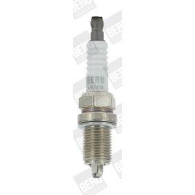 Запалителна свещ BERU Art.No - Z257 OEM: 7700115827 за RENAULT, DACIA, RENAULT TRUCKS, SANTANA купете