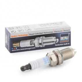 запалителна свещ BERU Art.No - Z237 OEM: 46521529 за FIAT, ALFA ROMEO, LANCIA, FERRARI, ABARTH купете