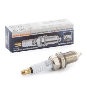 Запалителна свещ BERU Art.No - Z116 OEM: 7701043624 за RENAULT, DACIA, RENAULT TRUCKS, SANTANA купете