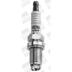 BERU Z116 Запалителна свещ OEM - 7701043624 RENAULT, DACIA, SANTANA, RENAULT TRUCKS евтино