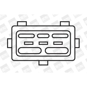BERU Zündspule 7700100589 für RENAULT, NISSAN, DACIA, TESLA, RENAULT TRUCKS bestellen