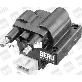BERU ZS246 Zündspule OEM - 7701041608 RENAULT, VOLVO, DACIA, RENAULT TRUCKS günstig