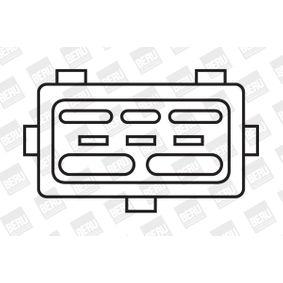 BERU Zündspule 7700863021 für RENAULT, VOLVO, DACIA, RENAULT TRUCKS bestellen
