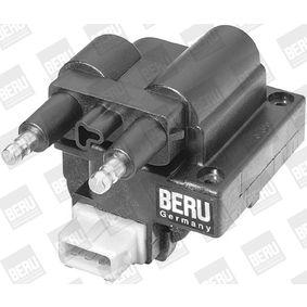 BERU ZS255 Zündspule OEM - 7700863021 RENAULT, VOLVO, DACIA, VALEO, RENAULT TRUCKS günstig