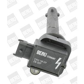 BERU Πηνίο ανάφλεξης ZS337
