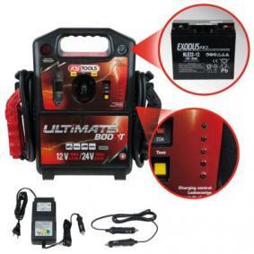 Bateria, dispositivo auxiliar de arranque para automóveis de KS TOOLS - preço baixo