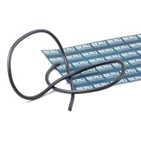 GRANDE PUNTO (199) BERU Cables de bujías 7MMSBLACK