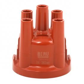 BERU VK382 Zündverteilerkappe OEM - 030905207 AUDI, SEAT, SKODA, VW, VAG, FIAT / LANCIA günstig