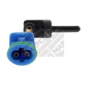 1695401617 für MERCEDES-BENZ, Warnkontakt, Bremsbelagverschleiß MAPCO (56812) Online-Shop