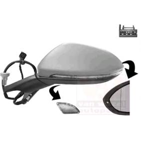 Außenspiegel VAN WEZEL Art.No - 5766827 OEM: 5G0857521 für VW, SKODA, SEAT kaufen