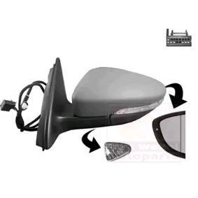 Außenspiegel VAN WEZEL Art.No - 5772817 OEM: 3C8857537GRU für VW kaufen