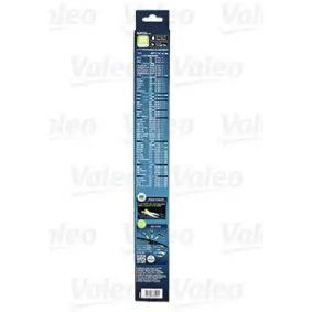 Rapid Spaceback (NH1) VALEO Frontscheibenwischer 578502