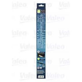 8V1998002B für AUDI, Wischblatt VALEO (578504) Online-Shop