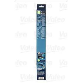 7E0955425 für VW, SKODA, SEAT, BEDFORD, Wischblatt VALEO (578563) Online-Shop