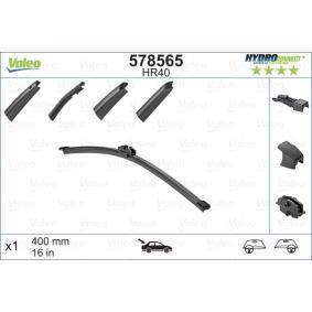 VALEO 578565 Wischblatt OEM - 7E0955425 BEDFORD, SEAT, SKODA, VW, VAG, VW (SVW) günstig
