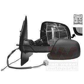 VAN WEZEL Außenspiegel 7E1857521J für VW, SKODA, SEAT bestellen