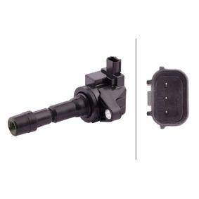 Ignition coil 5DA 358 000-131 HELLA