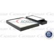 OEM Filtr, vzduch v interiéru A52-30-0020 od ACKOJAP