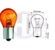 OEM Lámpara, luz intermitente LID10048 de DIEDERICHS