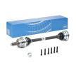 BMW 3 (E46) 320 d Árbol de transmisión: SKF VKJC 1151