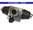 Wielremcilinder voor AUDI 80 (81, 85, B2) | ATE Art. Nr 24.3215-0903.3