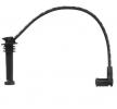 155 (167) Juego de cables de encendido | BERU 0300891628