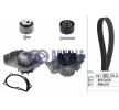 Pompe à eau + kit de courroie de distribution pour PEUGEOT 307 (3A/C) | RUVILLE № d'article 55997711