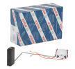 senzor, rezervor combustibil | BOSCH Articol №: 1 582 980 044