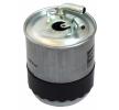 MAPCO Filtro combustible 63858