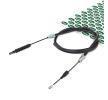 Seilzug, Feststellbremse LPR (C0554B) - OPEL TIGRA TwinTop 1.3 CDTI ab Baujahr 06.2004, 69 PS