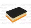 OEM Vzduchový filtr B2C057PR od JC PREMIUM