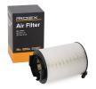OEM Filtro de aire 8A0027 de RIDEX
