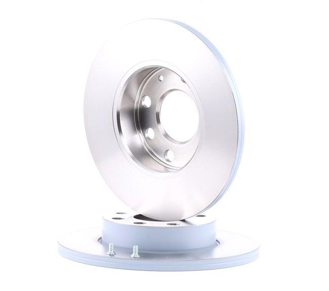 Спирачни дискове ROADHOUSE BDM640310 предна ос, плътен
