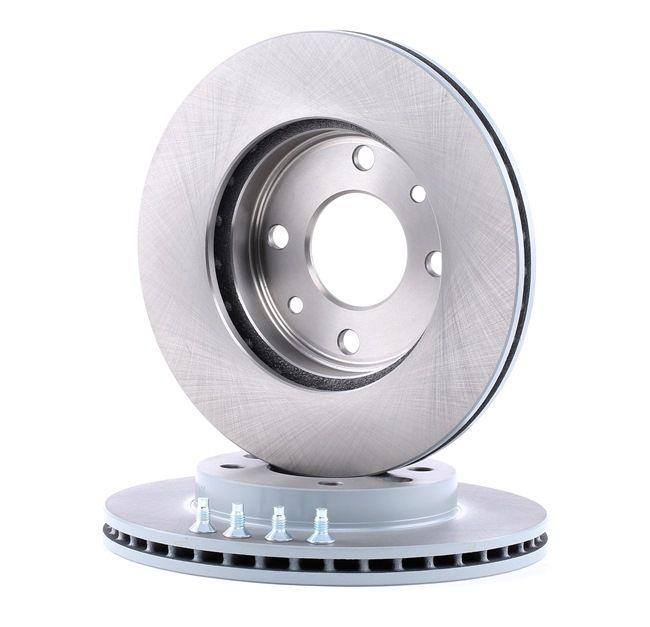Bremsscheibe 6080.10 CLIO 2 (BB0/1/2, CB0/1/2) 1.5 dCi Bj 2020