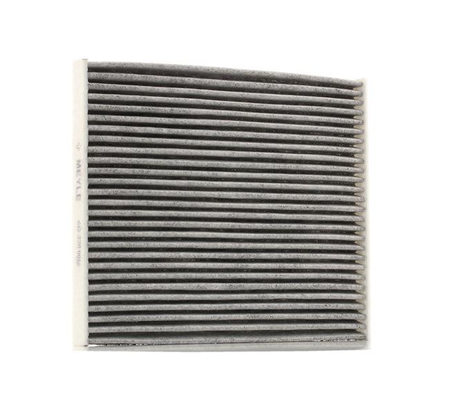 Filter, Innenraumluft Länge: 265mm, Breite: 220mm, Höhe: 21mm mit OEM-Nummer 55 702 468