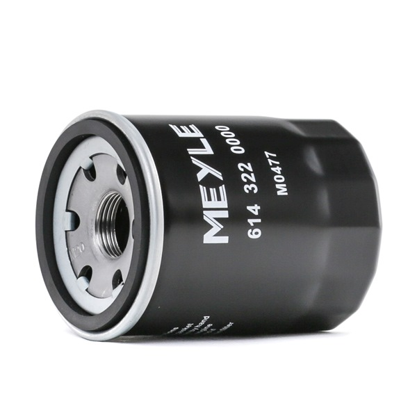 Oil Filter Ø: 65,5mm, Height: 85,6mm with OEM Number 71736161