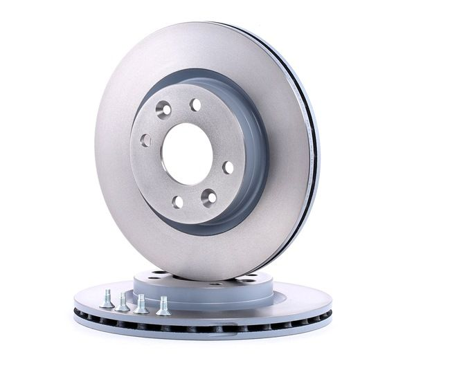 Bremsscheibe Bremsscheibendicke: 20,6mm, Lochanzahl: 4, Ø: 259mm mit OEM-Nummer 40206-00QAA