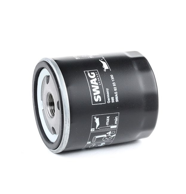 Oil Filter Ø: 76,0mm, Height: 89mm with OEM Number 60 621 890