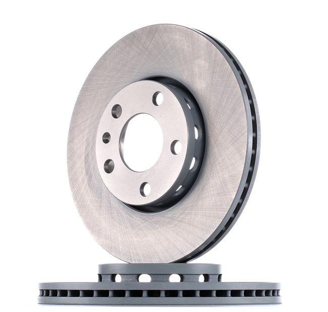 Bremsscheibe Bremsscheibendicke: 25mm, Lochanzahl: 5, Ø: 288mm mit OEM-Nummer 4A0 615 301E