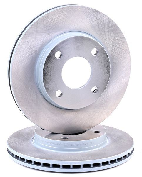 Brake discs and rotors ROADHOUSE DSX657510 Front Axle, Vented