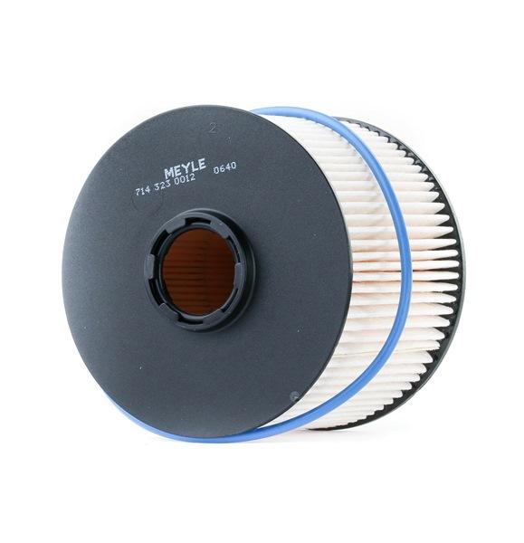 Fuel filter 714 323 0012 3008 (0U_) 2.0 HDi MY 2014