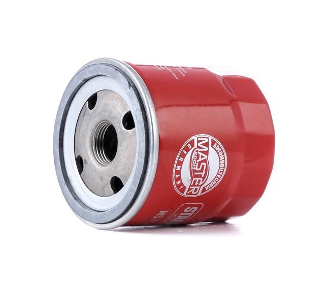 Ölfilter Ø: 76mm, Außendurchmesser 2: 71mm, Innendurchmesser 2: 62mm, Innendurchmesser 2: 62mm, Höhe: 79mm mit OEM-Nummer 4339509