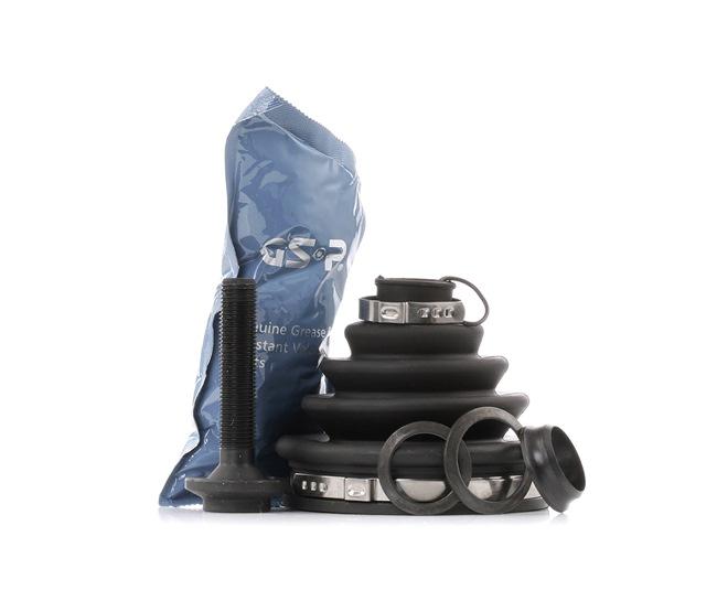 Faltenbalgsatz, Antriebswelle Höhe: 90mm, Innendurchmesser 2: 84mm, Innendurchmesser 2: 23mm mit OEM-Nummer 3B0 498203 A
