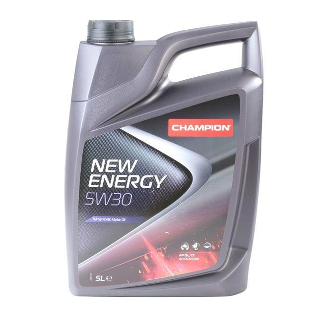 Olio auto 5W-30, Contenuto: 5l, Olio sintetico EAN: 2218910271372